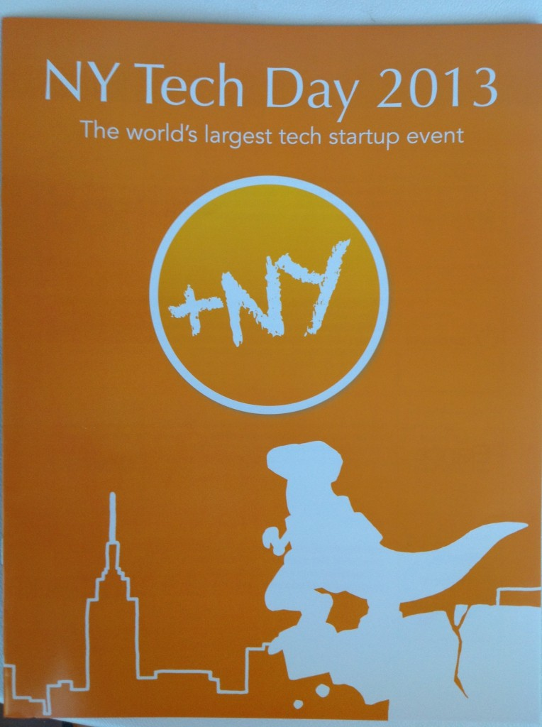 NY Tech Day Brochure