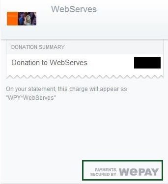 WePay Secure Fraud Prevention