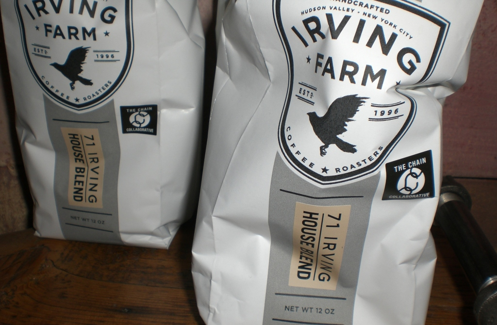 coffee retail bags